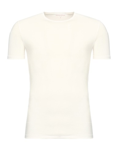 Derek Rose Tişört Beyaz